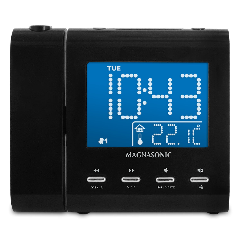 Selfset Am Fm Projection Clock Radio