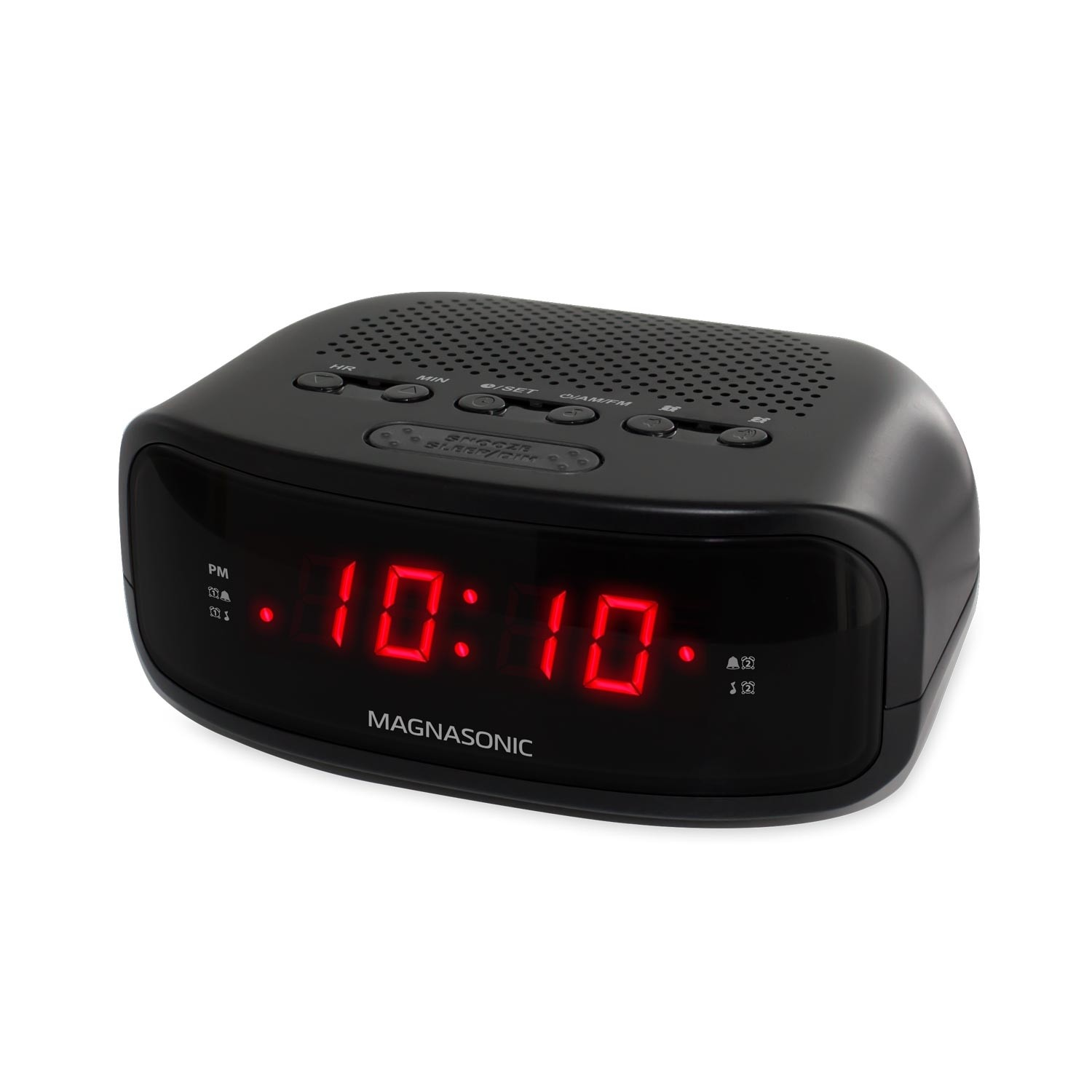 Digital AM/FM Clock Radio - Main