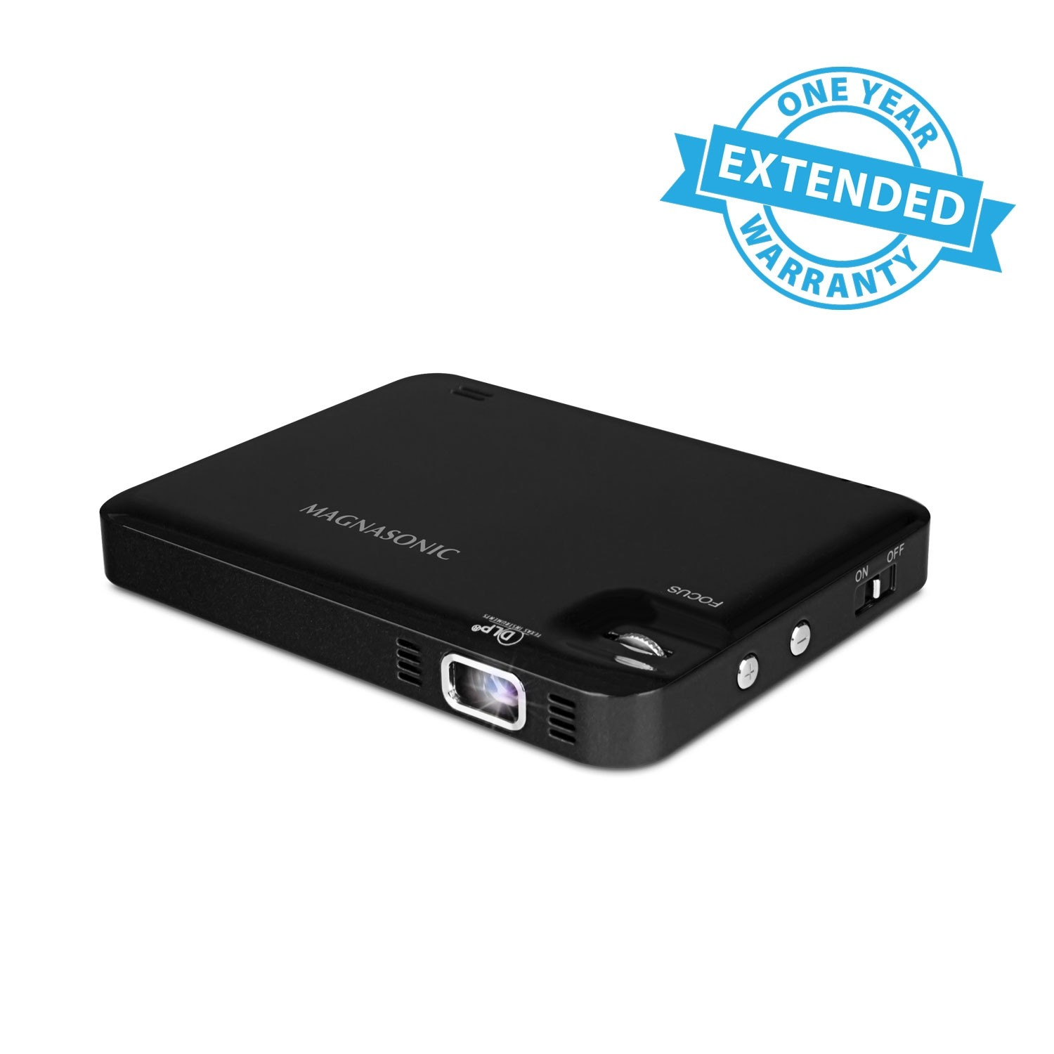 1 Year Warranty for LED Pocket Pico Video Projector