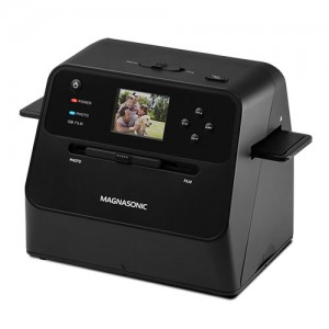 All-In-One 14MP Film & Photo Scanner