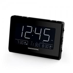 Alarm Clock Radio with USB Charging (CR63)