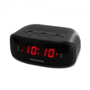 Magnasonic Digital AM/FM Clock Radio EAAC200