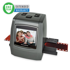1 Year Warranty for the All-In-One 22MP Film Scanner - Alternate