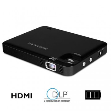 LED Pocket Pico Video Projector