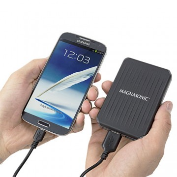 Portable 7400mAh Battery Backup Power Bank