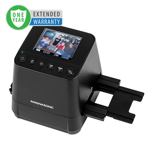 1 Year Warranty for the All-In-One 23MP Film Scanner - Alternate