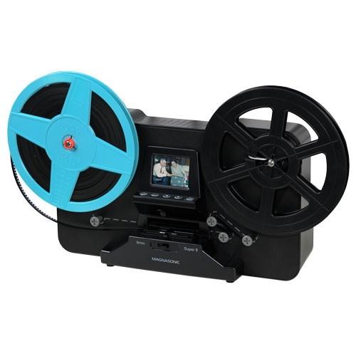 Super 8/8mm Film Scanner - Alternate