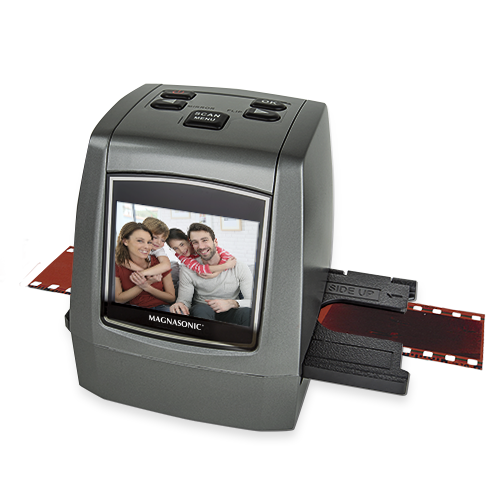 FS50 All-In-One 22MP Film Scanner