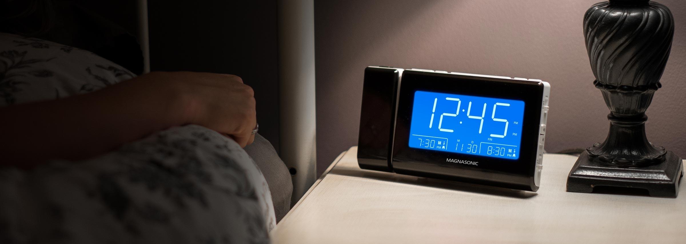 CR64 Clock Radio