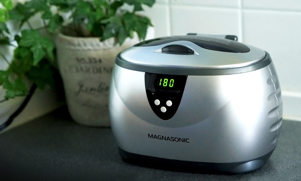 Magnasonic Ultrasonic Jewelry And Eyeglass Cleaner MGUC500